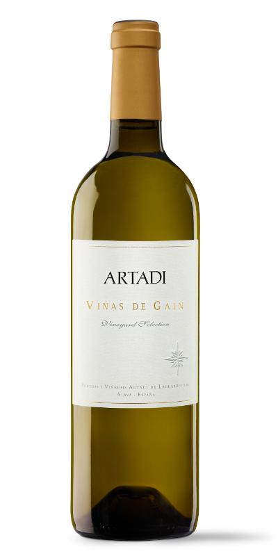 """ARTADI """"VIÑAS DE GAIN"""" Blanco"""