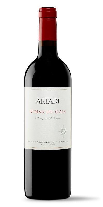 ARTADI Viñas de Gain Red
